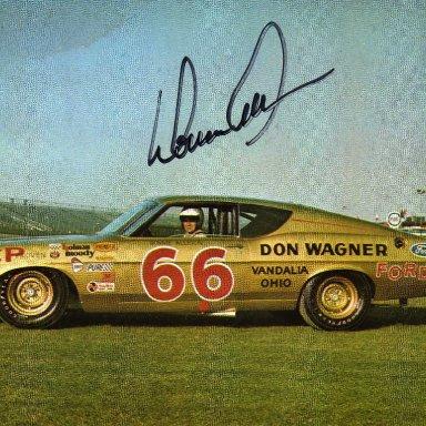 Donnie Allison/Holman-Moody 1968 Ford Torino