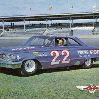 Fireball Roberts/Holman-Moody 1964 Ford Galaxie