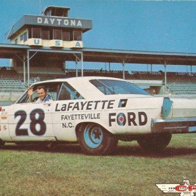 Fred Lorenzen/Holman-Moody 1965 Ford Galaxie