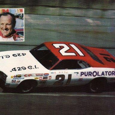 1972 Daytona 500 winner