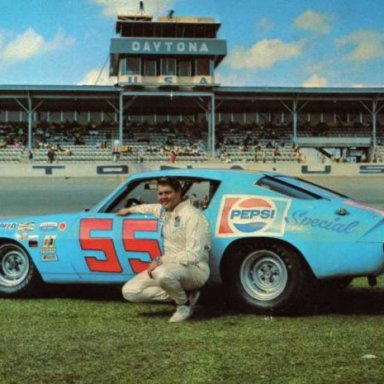 Ronnie Hopkins 1972 Camaro