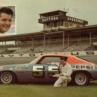 Ronnie Hopkins 1970 Camaro
