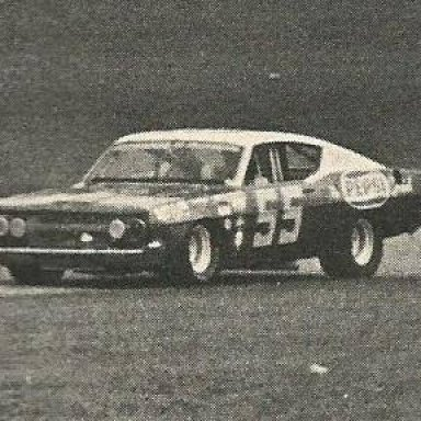 1971 Permatex 300 . This car is under restoration to it's origonal livery as Bobby Allison's #29 Torino.