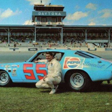 Ronnie Hopkins 1972 Camaro.