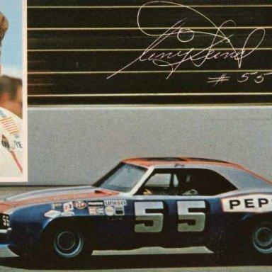 Ronnie Hopkins 1969 Camaro