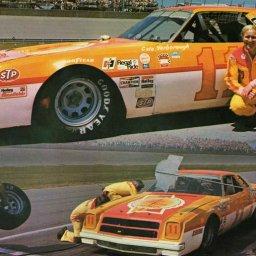 The Junior Johnson and Associates 1976 Chevrolet Laguna S3