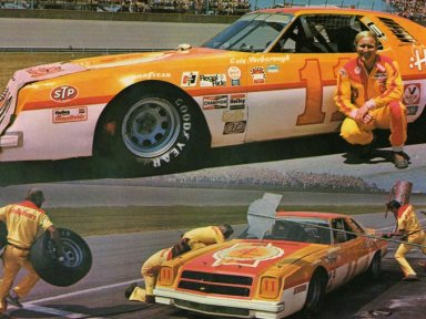 The Junior Johnson and Associates 1976 Chevrolet Laguna S3