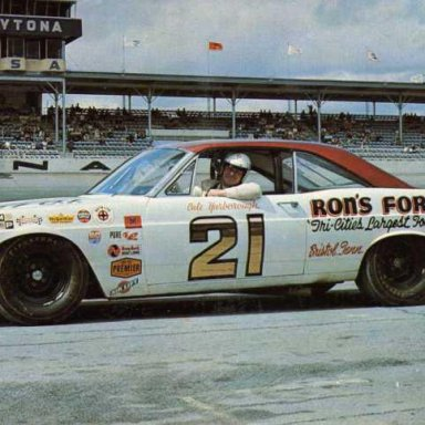 The Wood Brothers' 1967 Ford Fairlane