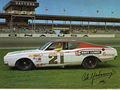 The Wood Brothers' 1968 Mercury Cyclone