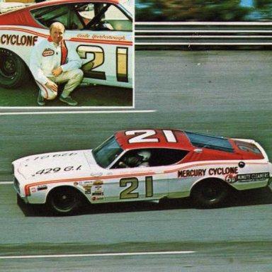 The Wood Brothers' 1969 Mercury Cyclone Spoiler II