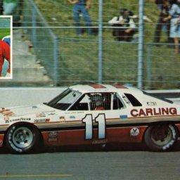 The Junior Johnson and Associates 1974 Chevrolet Chevelle