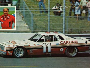 The Junior Johnson and Associates 1974 Chevrolet Chevelle