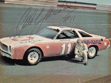The Richard Howard 1973 Chevrolet Laguna