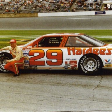 Cale Yarborough Motorsports  1988 Olds Cutlass