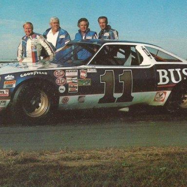 junior Johnson and Associates 1977 Oldsmobile Cutlass 442