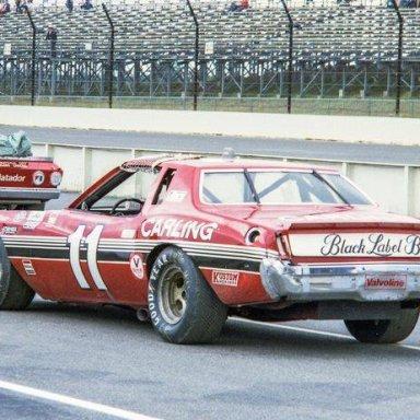 Junior Johnson and Associates 1974 Chevrolet Monte Carlo