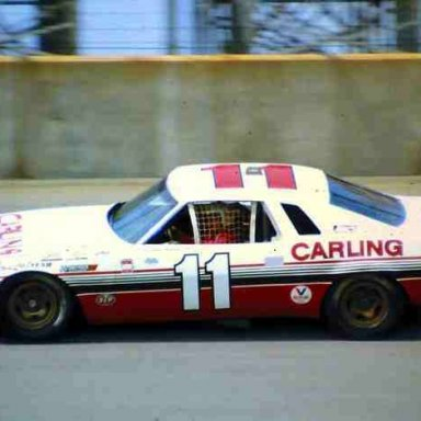 Junior Johnson and Associates 1974 Chevrolet Chevelle.