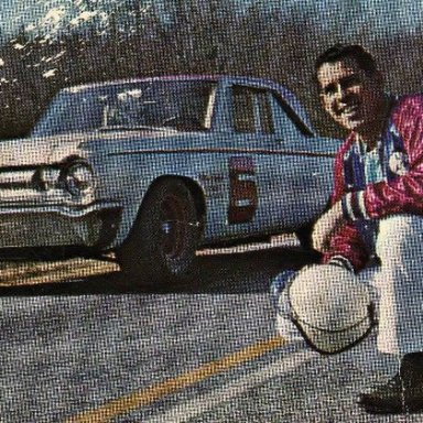 David Pearson/Cotton Owens 1964 Dodge Polara