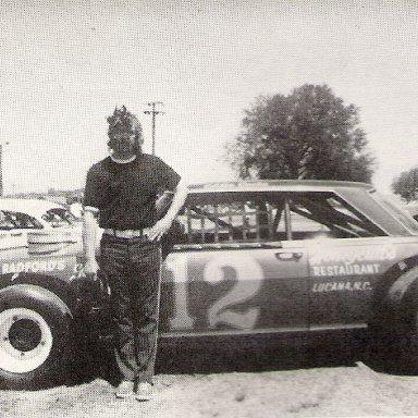 Eddie Cooke Wilson Co Speedway'75