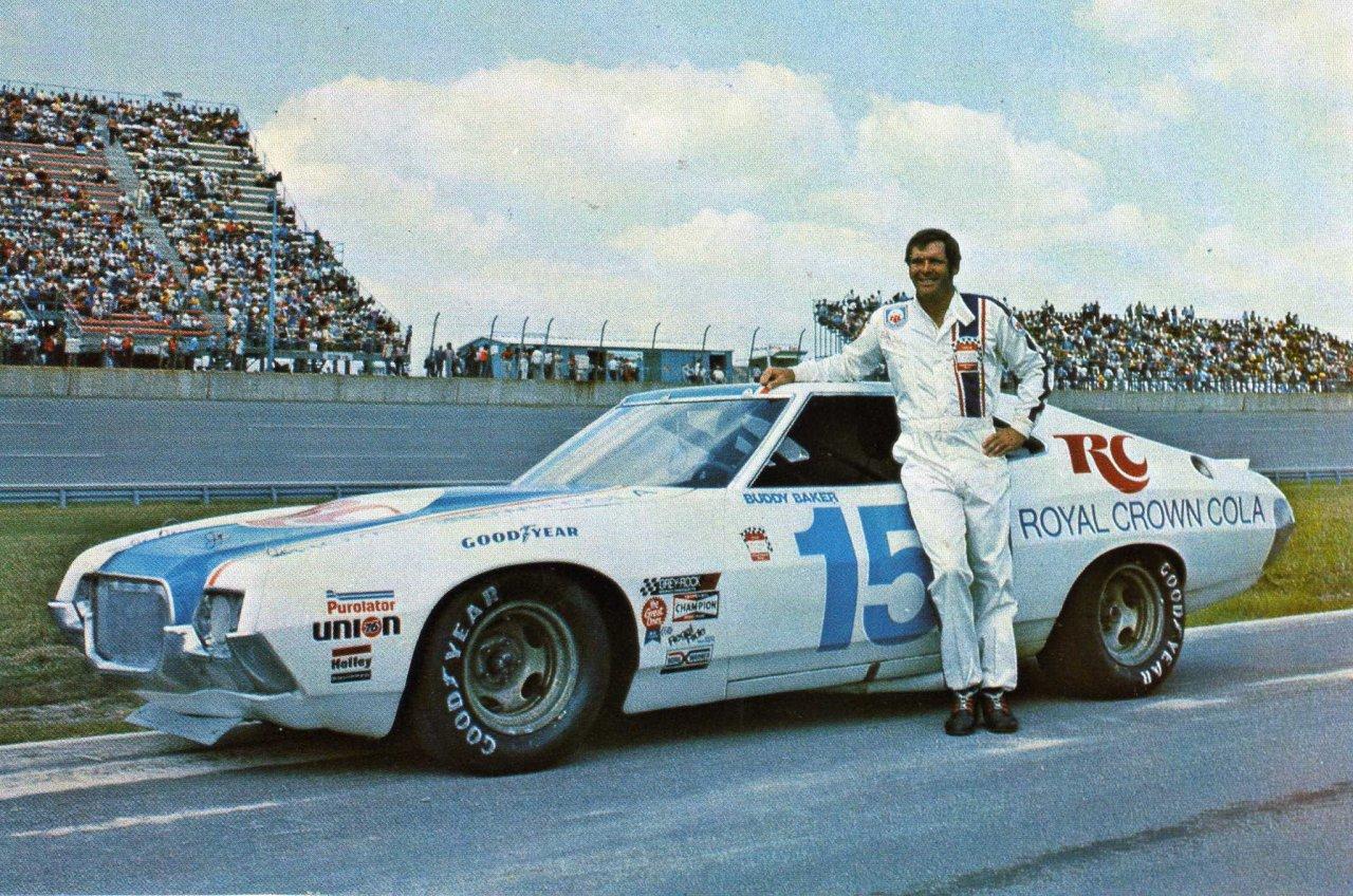 Buddy Baker Bud Moore 1972 Ford Gran Torino Sport Gallery Robbie 1964 Grand