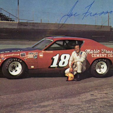 Joe Frasson. 1972 Dodge Charger