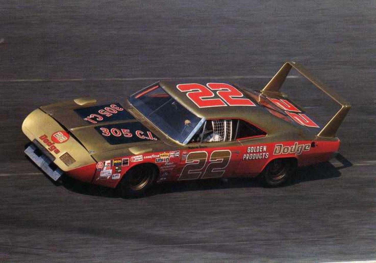 Dick Brooks Mario Rossi 1969 Dodge Daytona Gallery