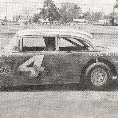 David Atkins Wilson Co Speedway'75