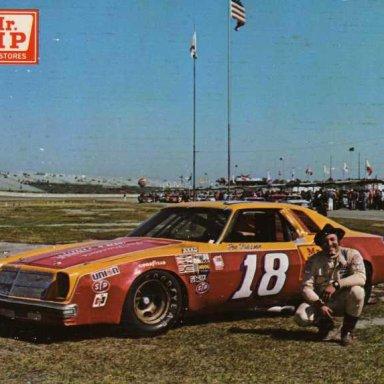 Joe Frasson. 1975 Chegvrolet Laguna S3