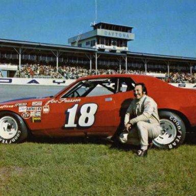 Joe Frasson. 1974 Dodge Charger