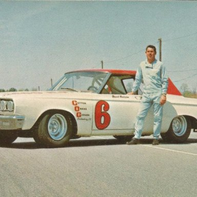 David person/Cotton Owens 1965 Dodge Polara