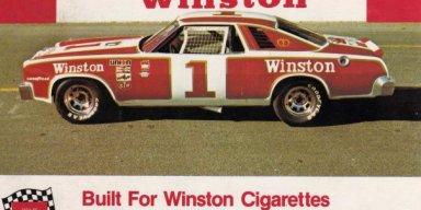 Winston show cars