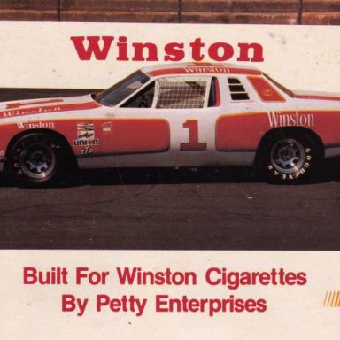 1978 show car