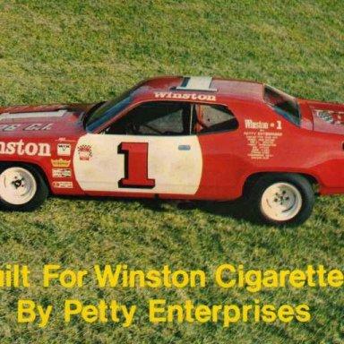 1972 show car