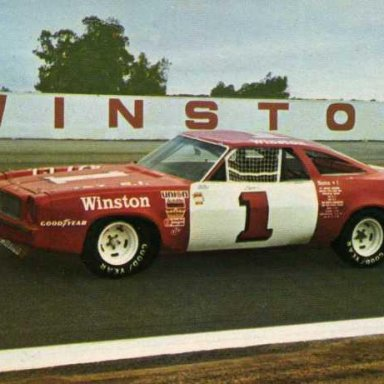 1973 show car by Junior Johnson