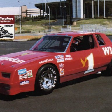 1983-85 show car by Junior Johnson
