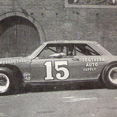 David Lucas Wilson CoSpeedway'75