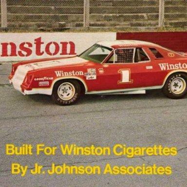 1975-76 show car