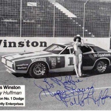 1974-77 show car
