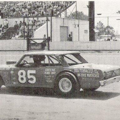 Donnie Head Wilson Co Speedway '75