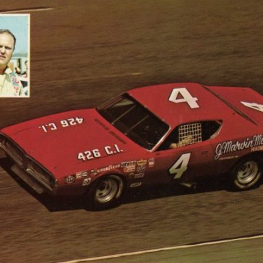 John Sears/ J. Marvin Mills 1972 Dodge Charger