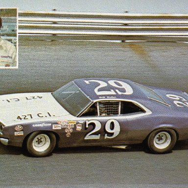 Bill Hollar. 1972 Mercury Montego