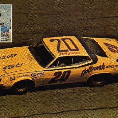 Rick Newson. 1971 Ford Torino Cobra