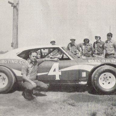 Durwood Peele Wilson Co Speedway