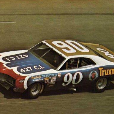 Junie Donlavey 1971 Mercury Montego Rent-A-Racer