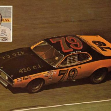 Frank Warren. 1973 Dodge Charger