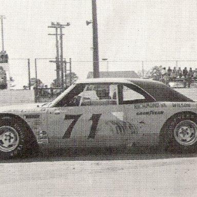 Bob Smith jr Wilson Co Speedway'75