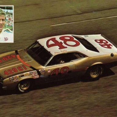 james Hylton. 1973 Mercury Montego