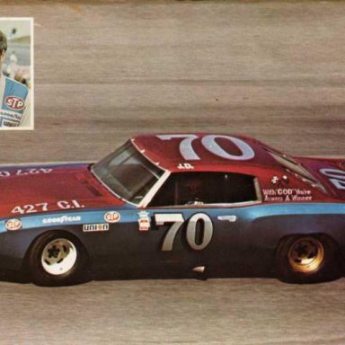 J. D. McDuffie. 1972 Chevrolet Monte Carlo