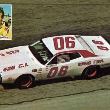 Neil Castles. 1974 Dodge Charger