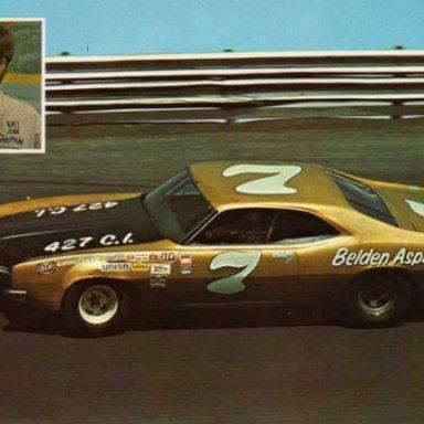 Dean Dalton. 1971 Mercury Montego